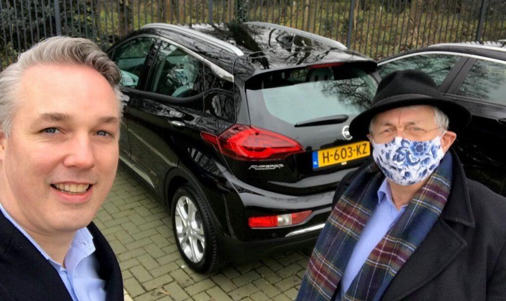 Opel Ampera-e 2021