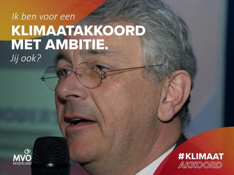 Klimaatakkoord, Tom Stuij, MVO Nederland